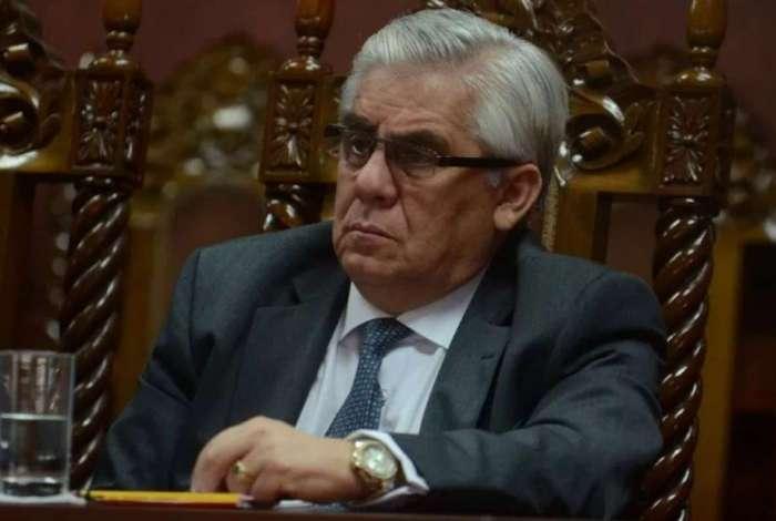 H�ctor Trujillo foi condenado por corrup��o