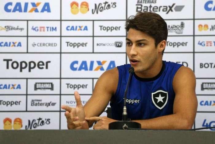 Marcinho elogiou o novo treinador