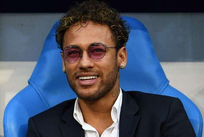 Neymar acompanhou decis�o do PSG