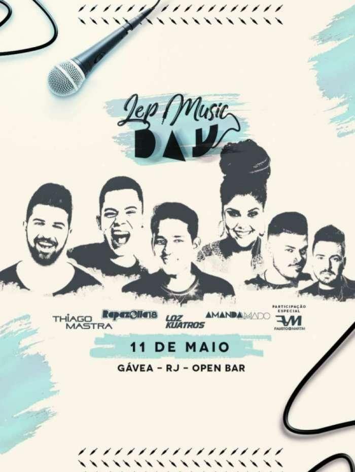 Lep Music Day vai animar a G�vea, na Zona Sul do Rio