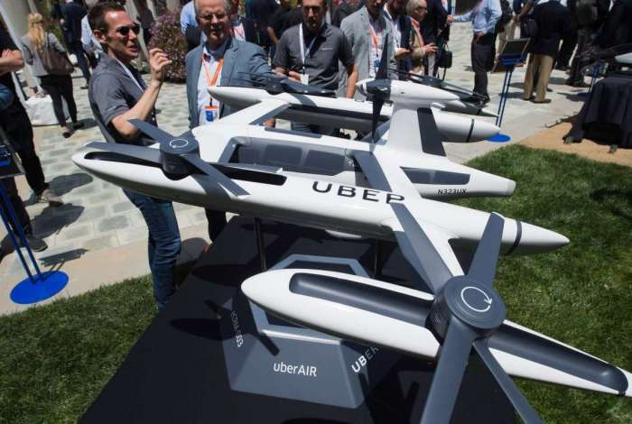 Prot�tipo do UberAir