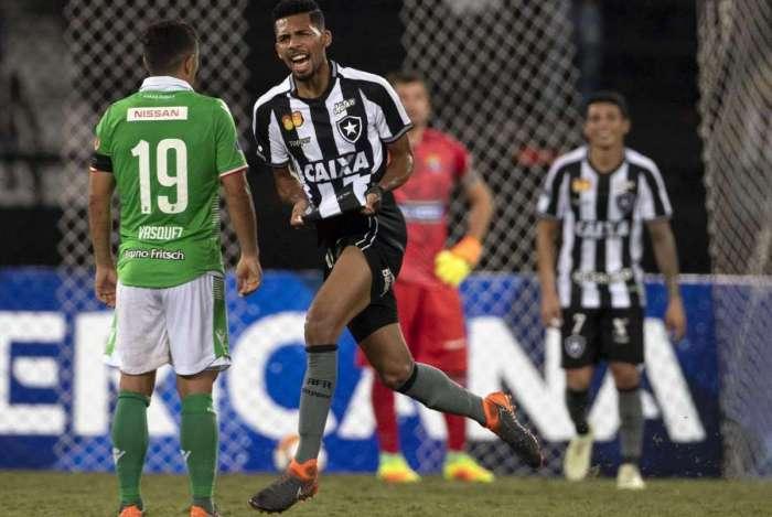 Botafogo avançou na Sul-Americana