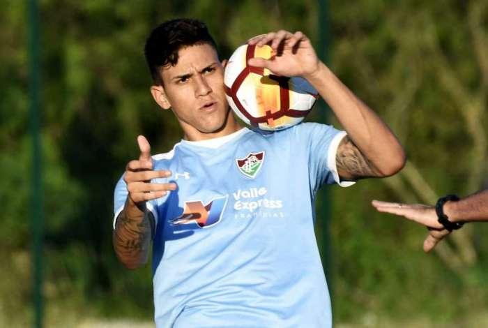 Pedro vive grande fase no Fluminense