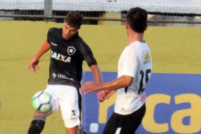 Botafogo perdeu na Copa do Brasil Sub-20