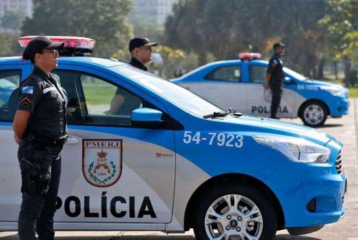 Pol�cia Militar do Rio de Janeiro recebe 265 novas viaturas.