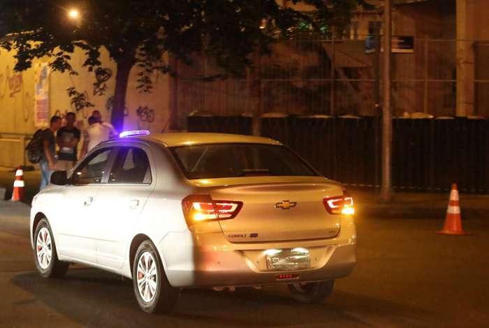 Carro dos assassinos foi um parecido com o usado na simulação do caso
