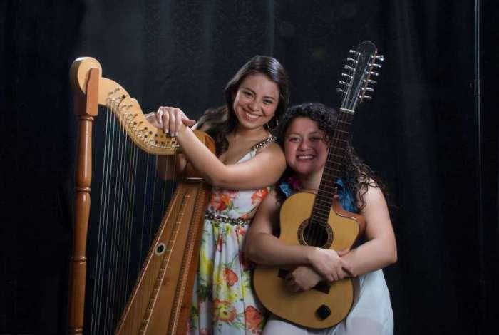 Yessica Segura e Catalina Arias, artistas do Chile, ir�o se apresentar no Rio neste Dia das M�es
