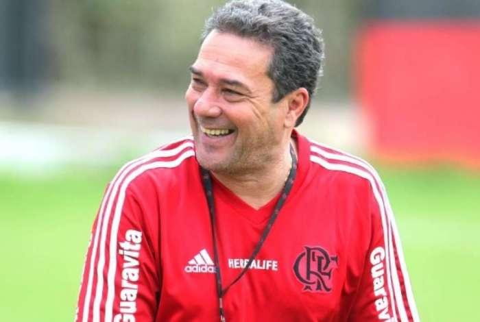 Luxemburgo sonha em voltar ao Flamengo como presidente