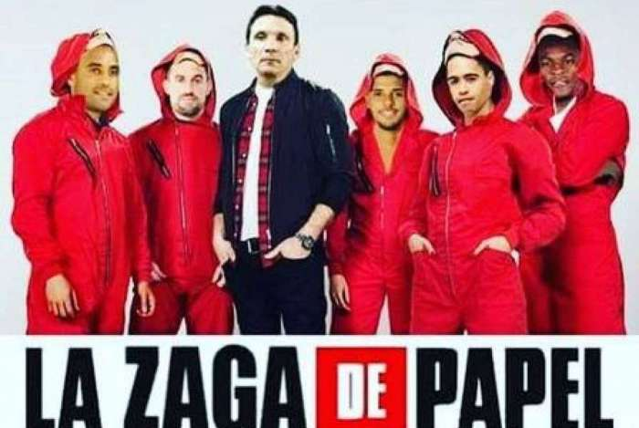 Meme zoa derrota do Vasco de 3 a 0 para o Bahia