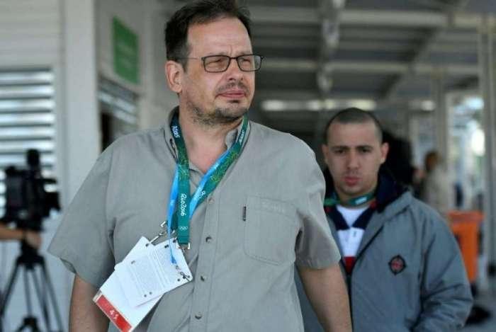 Jornalista alem�o Hajo Seppelt