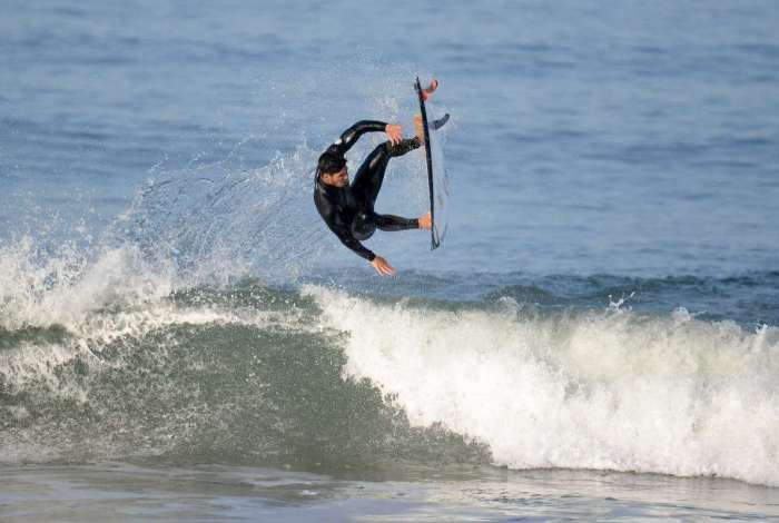 Gabriel Medina avançou à final da etapa de Surf Ranch