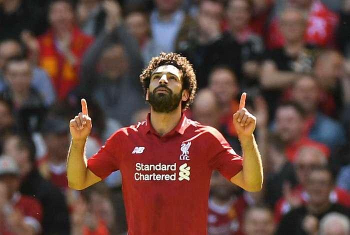 Salah pode se tornar o primeiro egípcio a conquistar a Champions League
