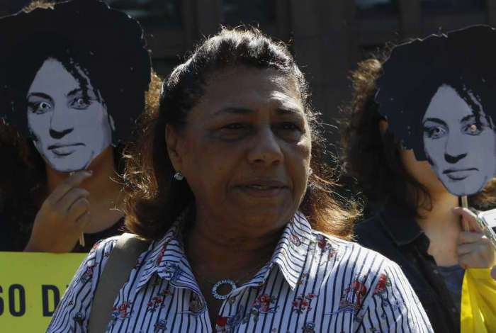 Marinete da Silva, mãe da vereadora Marielle Franco