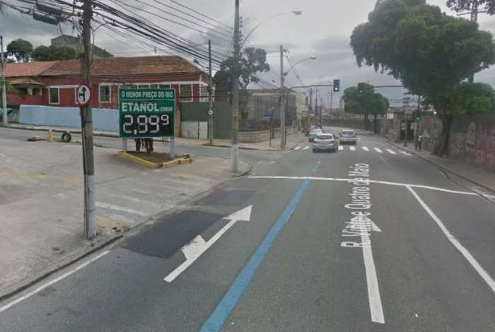 Subtenente do Ex�rcito foi baleado em tentativa de assalto no bairro Rocha