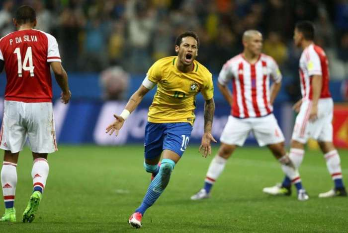 Neymar, atacante