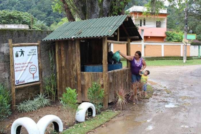Ecopontos diminu�ram lixo irregular em Nova Igua�u