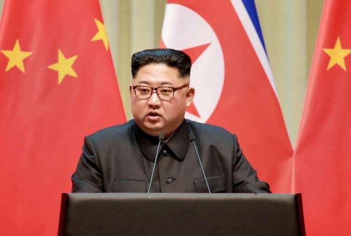 Coreia do Sul e China negam que o ditador norte-coreano Kim Jong-Un esteja mal