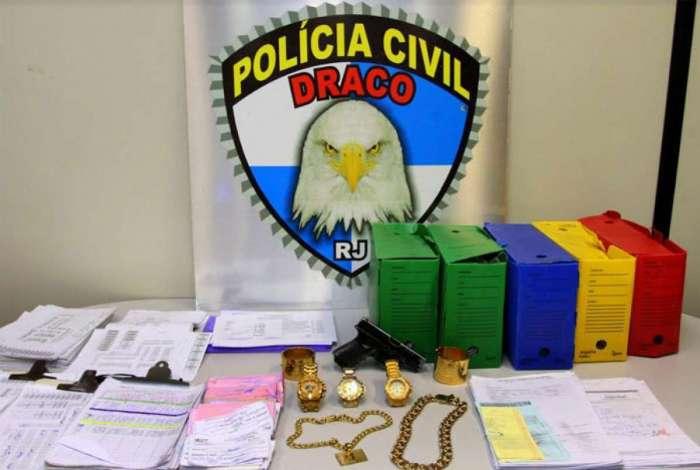 Draco cumpre mandados de pris�o e de busca e apreens�o no Camel�dromo da Uruguaiana
