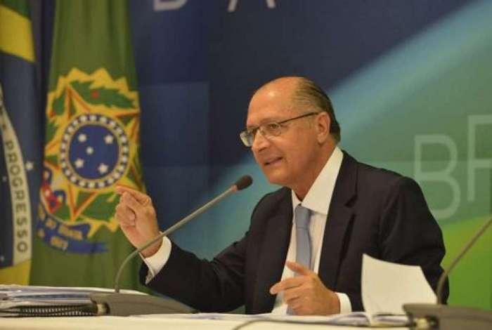 Inqu�rito investiga se Geraldo Alckimin recebeu doa��es de campanha da Odebrecht