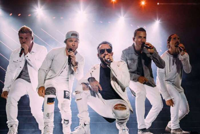 Backstreet Boys faz 25 anos e prepara novo disco