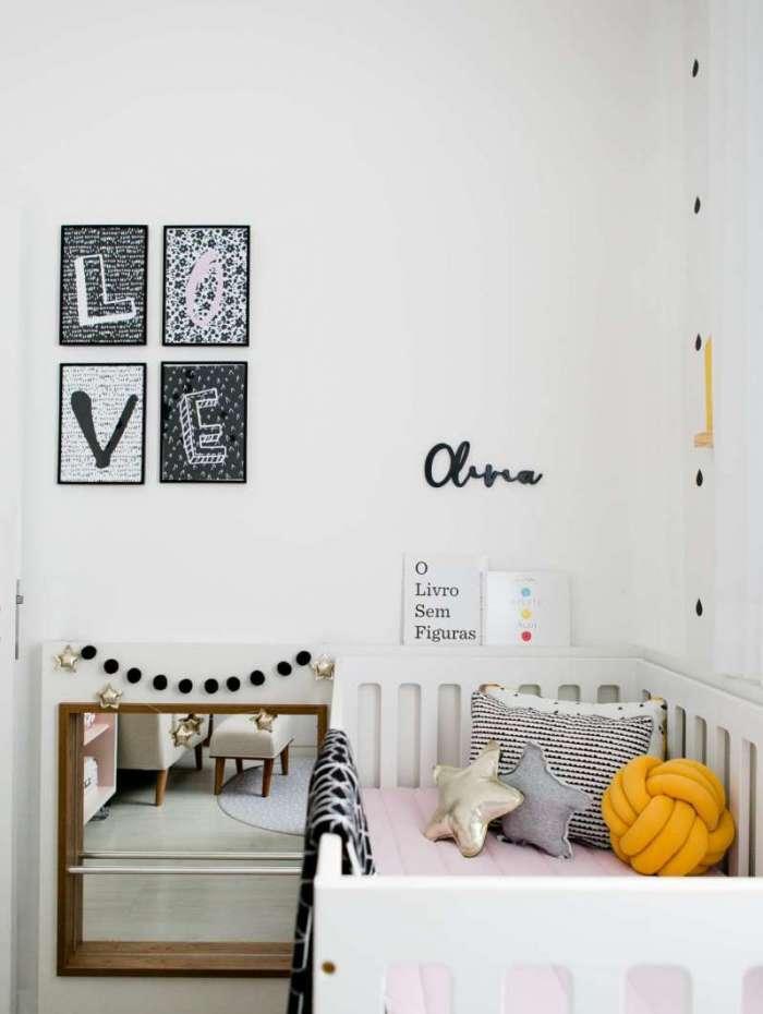 Ideias para decora��o de quarto de beb�