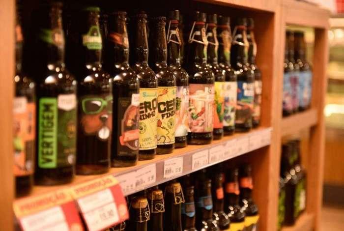 Cervejas importadas est�o com pre�os promocionais para a Copa