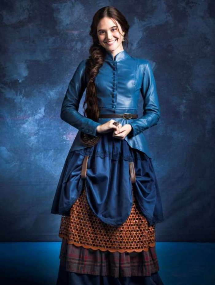 Juliana Paiva ser� a protagonista Marocas