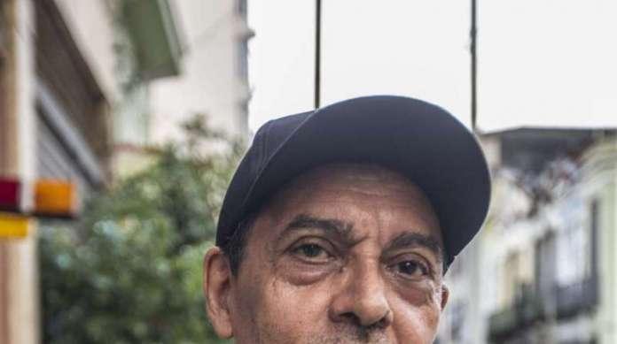 BIANCO SILVA, 67 anos, m�sico, mora no Centro do Rio.