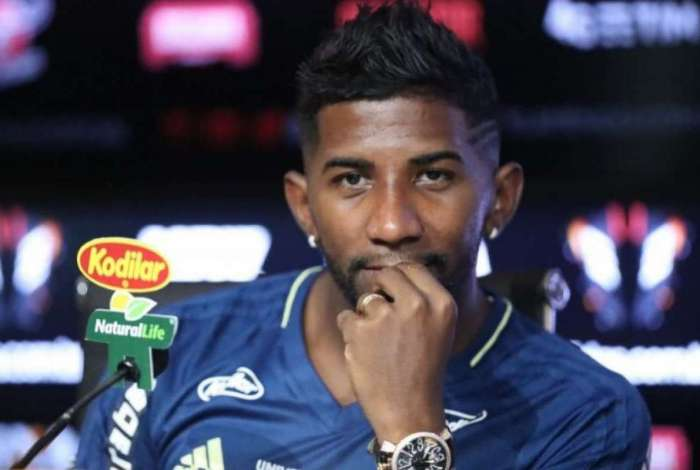 Rodinei foi titular na vit�ria do Flamengo
