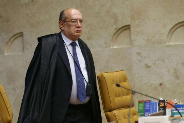 Ministro do Supremo Tribunal Federal (STF), Gilmar Mendes entendeu que habeas corpus coletivo 'geraria uma potencial quebra de normalidade institucional'