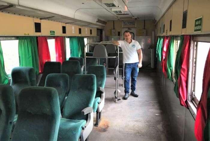 Trem Rio-Minas vai entrar em opera��o