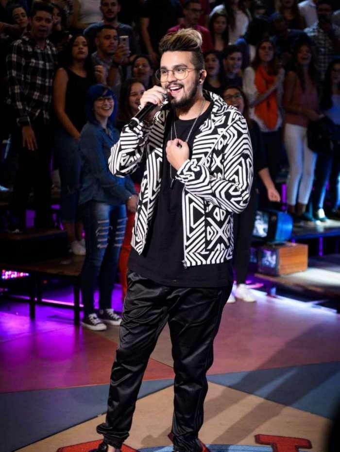 Luan Santana é um dos apresentadores do 'Só Toca Top'