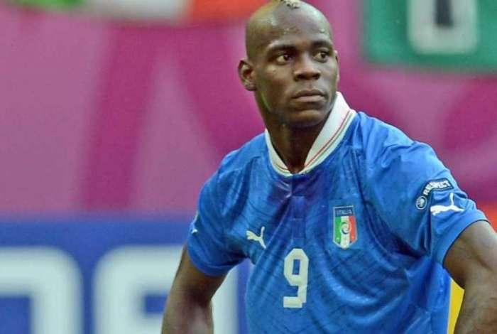 Balotelli est� de volta � sele��o italiana