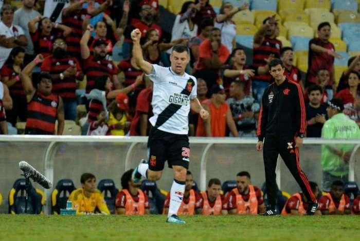725dcb029e Confira as notas do time do Vasco no clássico contra o Flamengo O ...