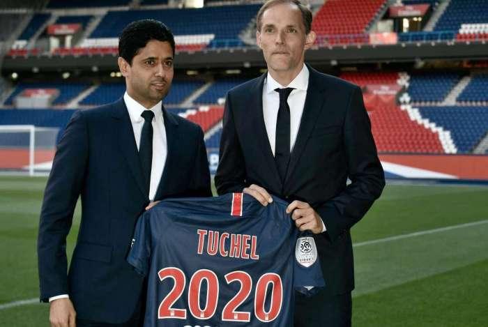 Tuchel é o novo técnico do PSG