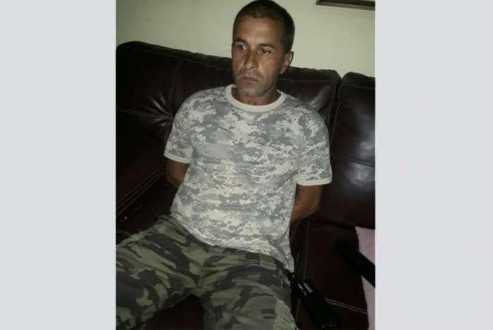 Lica, ex-miliciano que se associou ao tr�fico, foi preso neste pelas pol�cias Federal e Civil