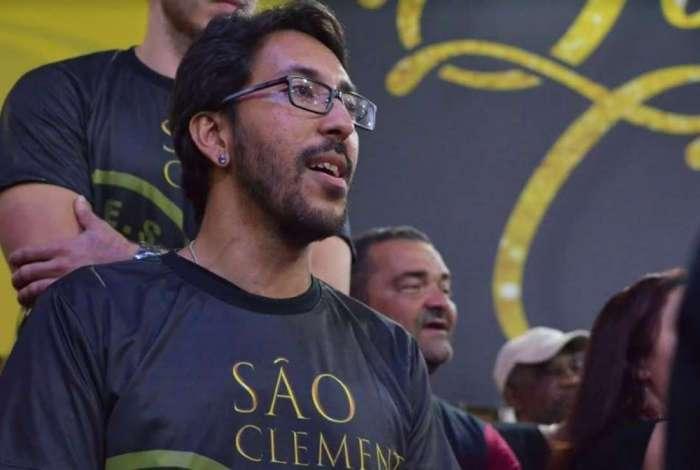 Carnavalesco da escola, Jorge Silveira