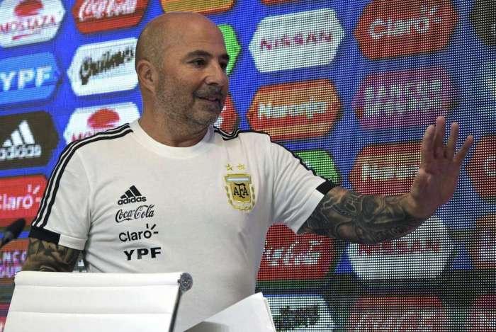 Sampaoli convoca Agüero e Dybala e corta Icardi na lista final da ... 4e8d222d4421f