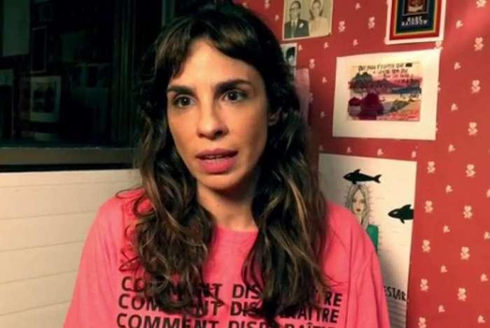 Maria Ribeiro causa pol�mica ao falar sobre o casamento real