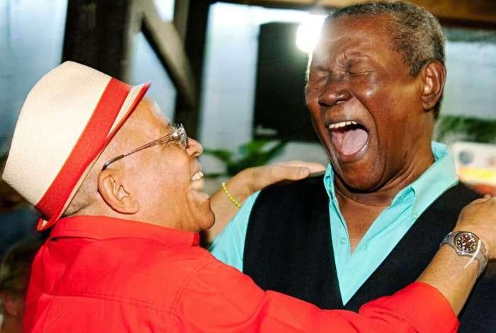 Convidados de honra, Nei Lopes e Wilson Moreira v�o relembrar cl�ssicos do samba