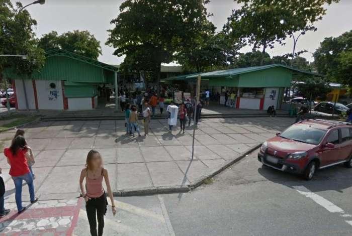 Casal foi sequestrado na Avenida Carlos Chagas Filho, na Cidade Universit�ria da UFRJ, na Ilha do Fund�o. Entorno da institui��o tem registrado grande �ndice de assaltos e sequestros