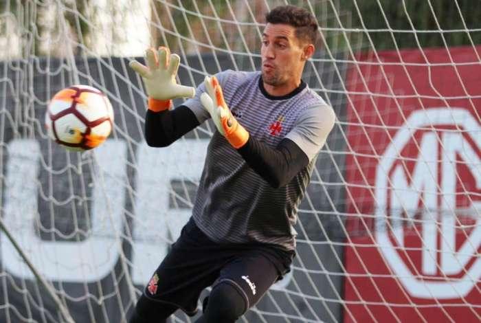 Mart�n Silva treina antes de encarar a Universidad do Chile, pela Libertadores
