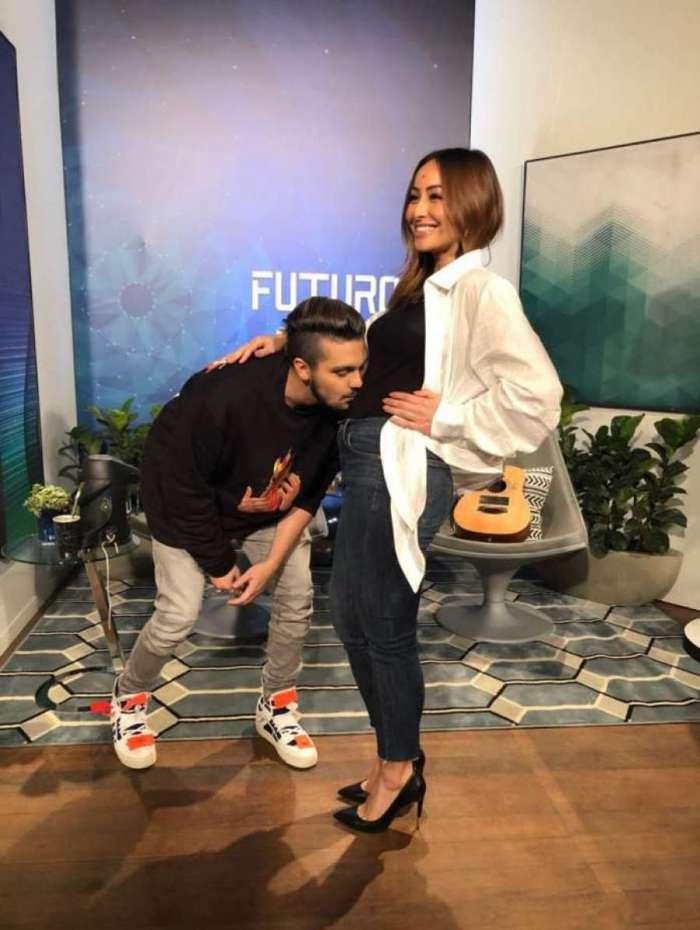 Sabrina Sato e Luan Santana