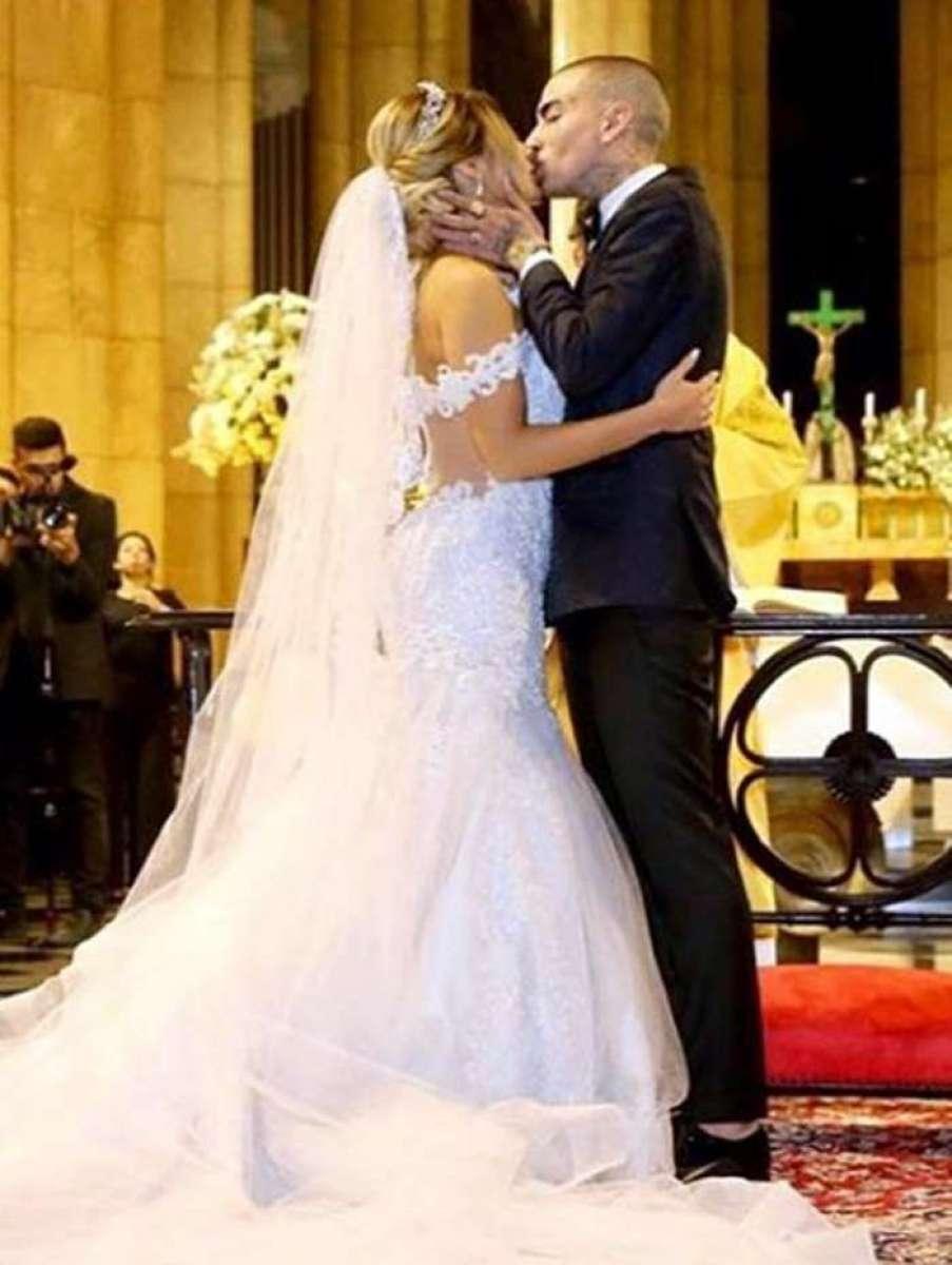 Mc Guime E Lexa Se Casam Em Sao Paulo Diversao O Dia Os noivos usaram as redes sociais para compartilhar com os fãs a novidade. mc guime e lexa se casam em sao paulo