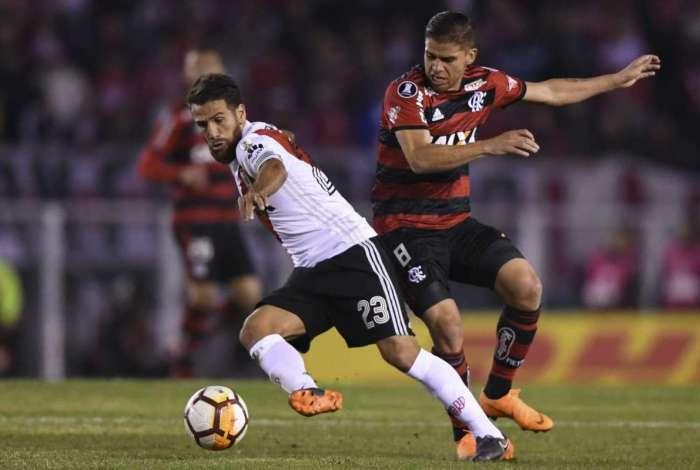River Plate e Flamengo podem voltar a se enfrentar na Libertadores