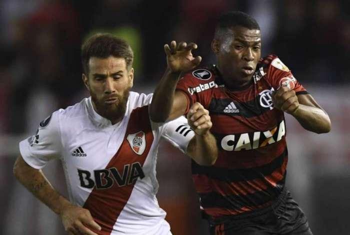 Flamengo e River terminaram empatados