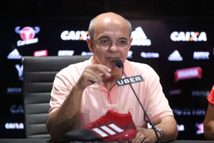 Bandeira acredita que caminho na Libertadores será difícil