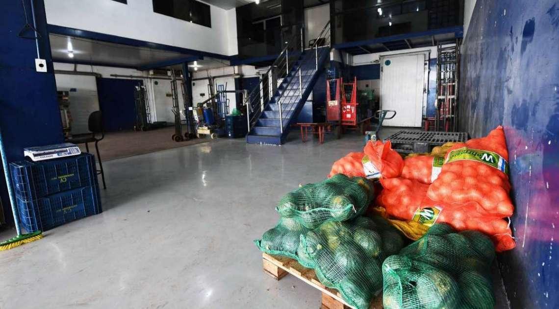 Greve dos caminhoneiros afetou abastecimento de alimentos ao redor do pa�s