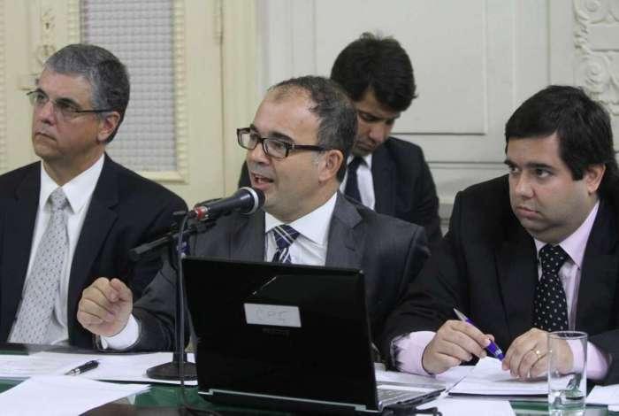 Secret�rio estadual de Fazenda, Luiz Cl�udio Gomes
