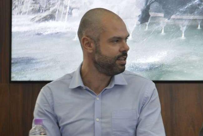 O prefeito Bruno Covas decretou estado de emergência na cidade de São Paulo